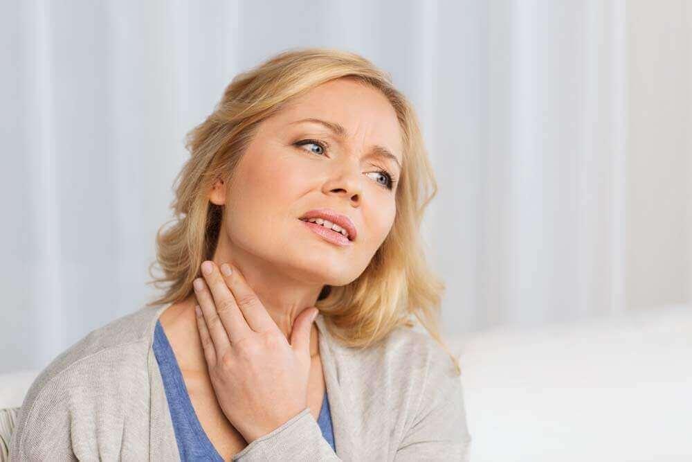 갑상선 결절 증상 및 원인