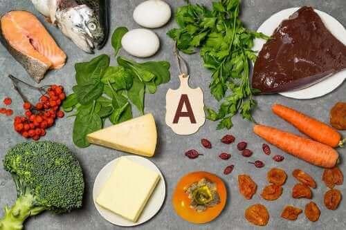 비타민 A의 작용