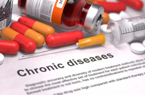 만성 질환의 위험 요인