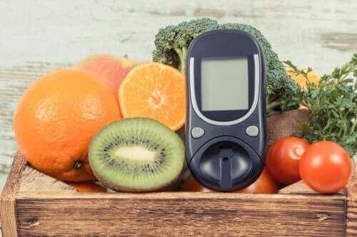 단당류 당뇨병