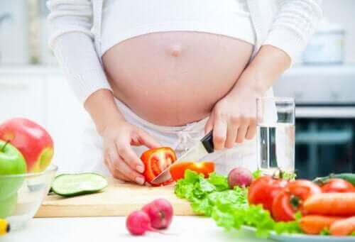 임신 중 식단의 중요성