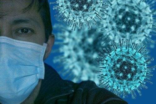 코로나바이러스는 젊은 성인들에게 뇌졸중을 일으킬 수 있다