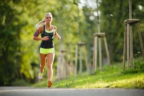 신체 운동과 생리 주기