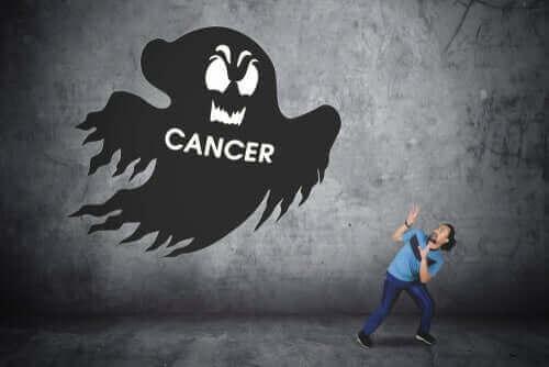암 공포증 또는 암에 대한 두려움