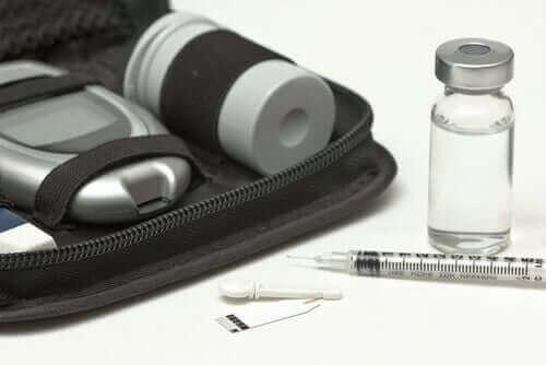 당뇨병 환자의 여행