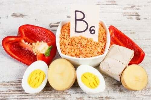 비타민 B6의 이점