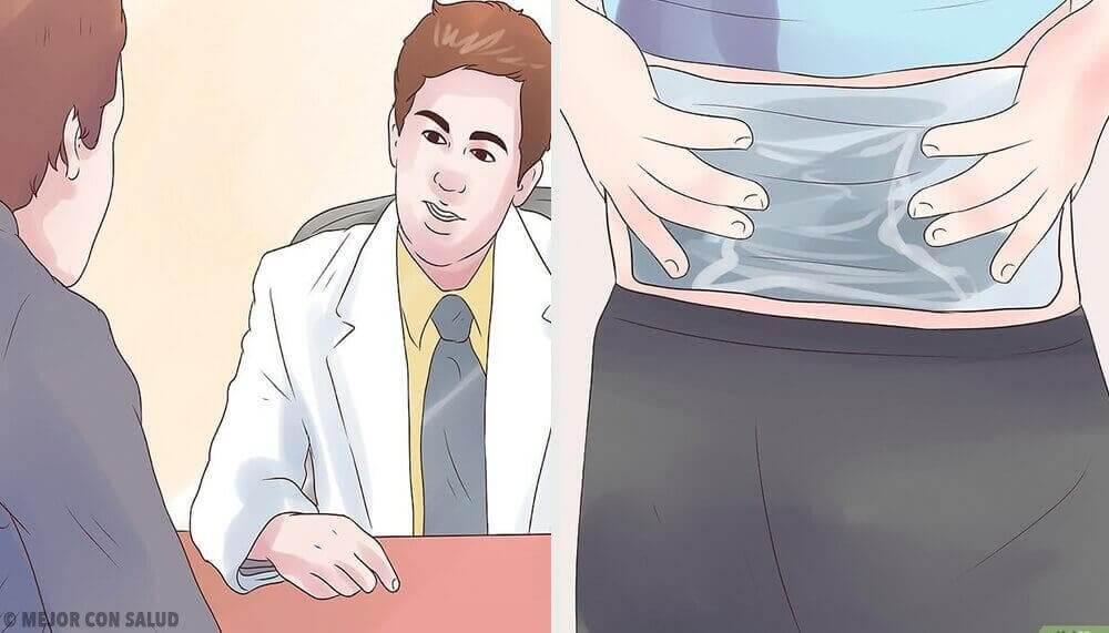 요통을 유발하는 10가지 습관