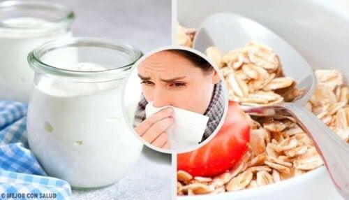 면역계를 강화하고 감기와 독감을 예방하는 방법