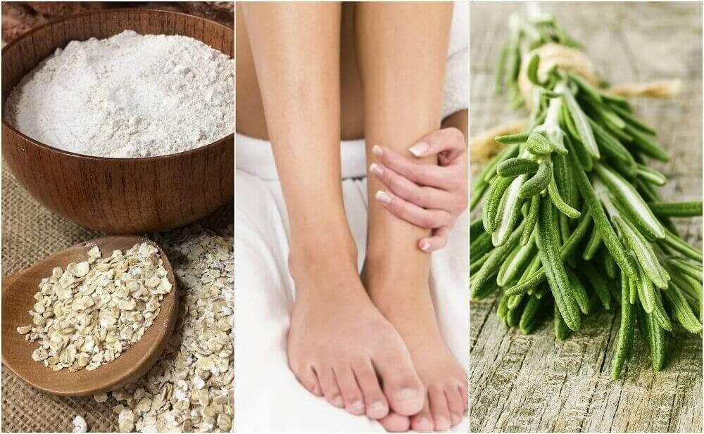 홈메이드 발 냄새 제거제 5가지