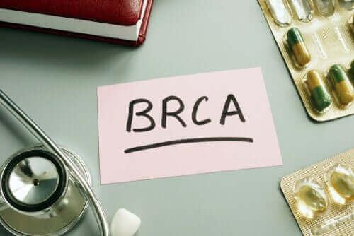 BRCA-1 및 BRCA-2 유전자 - 삼중 음성 유방암
