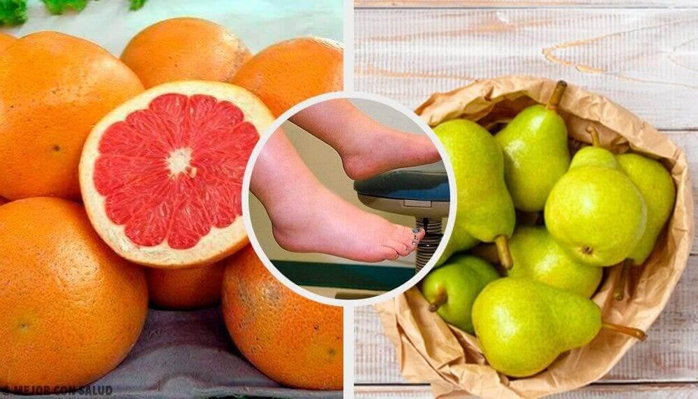 수분저류 퇴치에 가장 좋은 과일 10가지