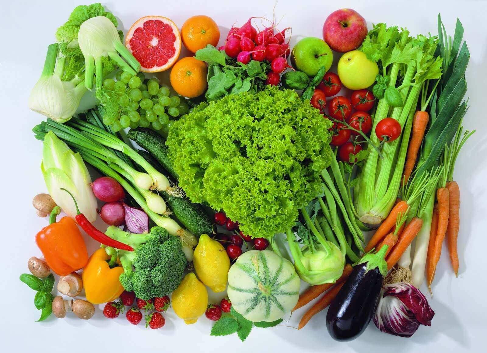 2. 건강한 식단
