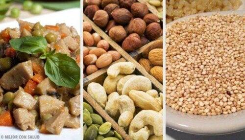 동물성 단백질을 대체하는 대안