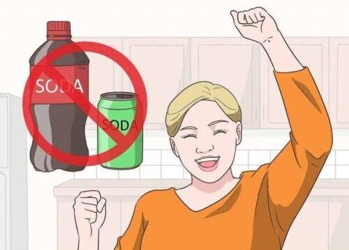 달콤한 탄산음료가 몸에 해로운 이유