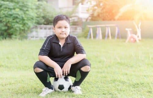 아동의 신체활동 부족