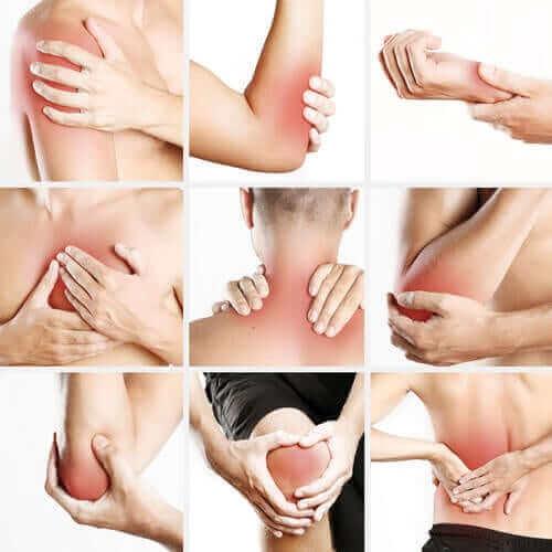 관절 통증의 위험 요인