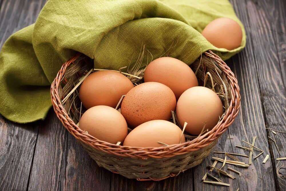 달걀이 신선한 상태인지 어떻게 알 수 있을까?