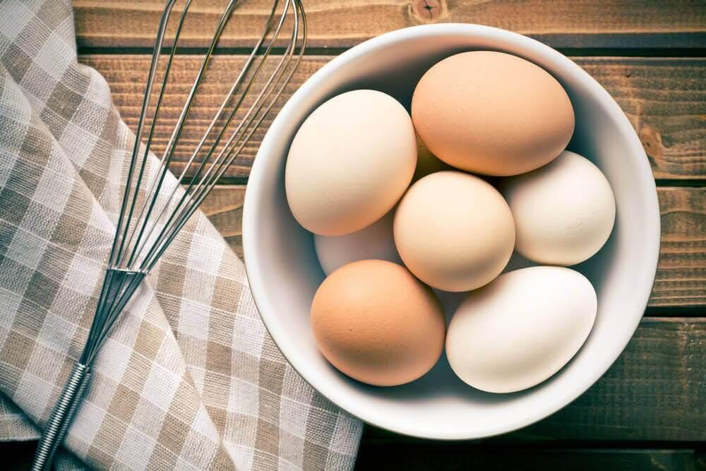 신선한 달걀을 구분하는 방법