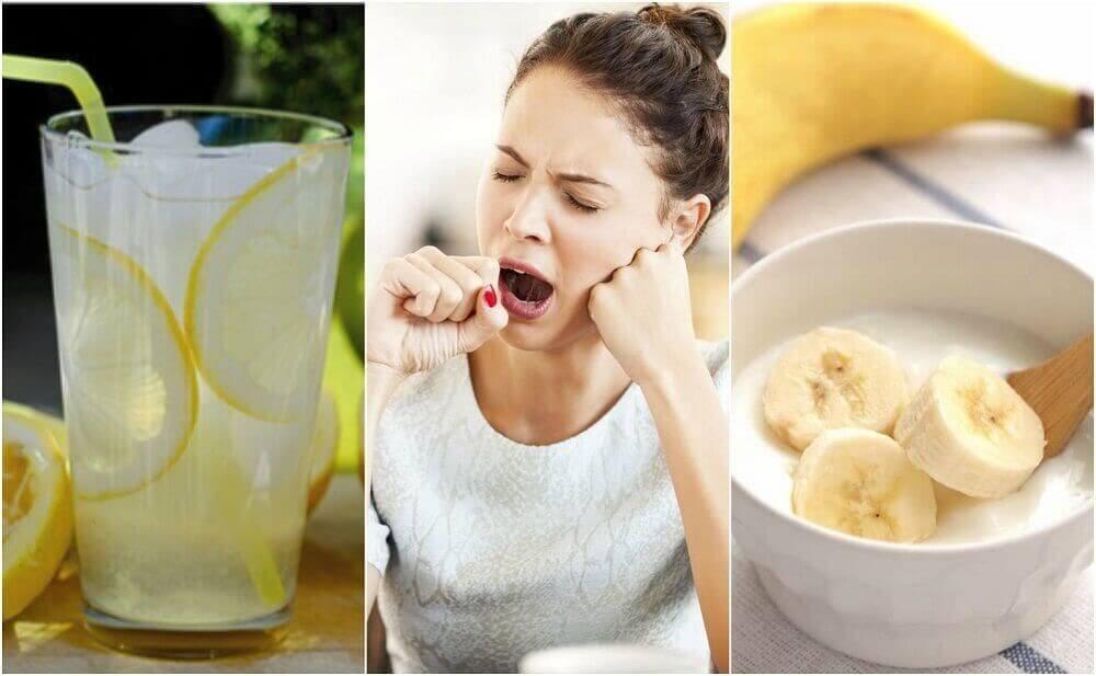 주간졸림증을 치료하는 5가지 자연 요법