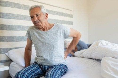 건선성 관절염 환자가 숙면을 취하는 비법 5가지