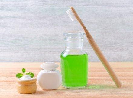 구내염 구강 청결제