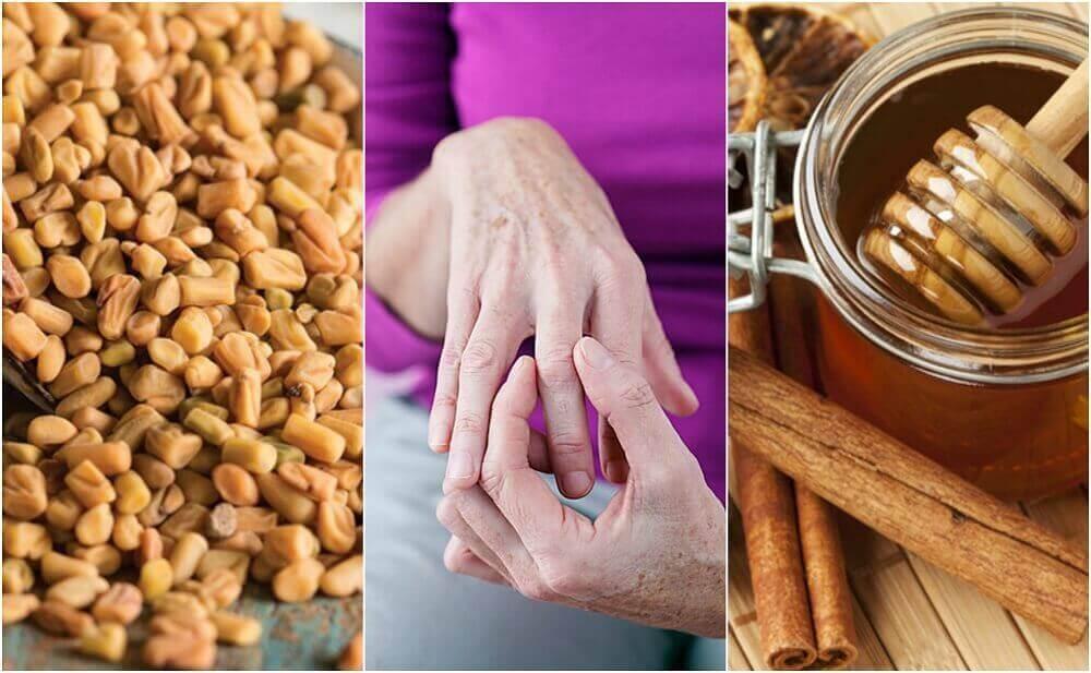 뻣뻣한 손을 치료하는 가정 요법 5가지