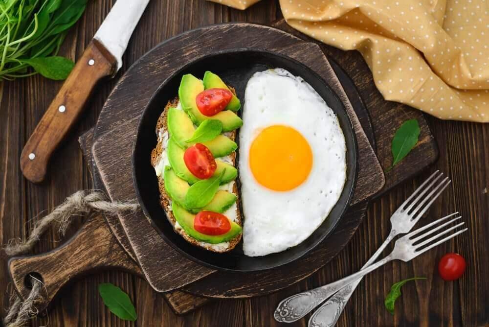 달걀과 그 영양가