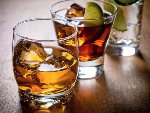 알코올음료 습관