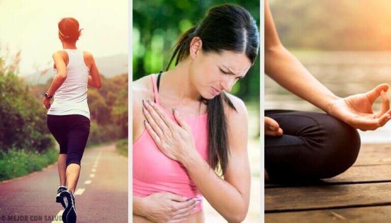 심장 마비를 예방하는 6가지 팁