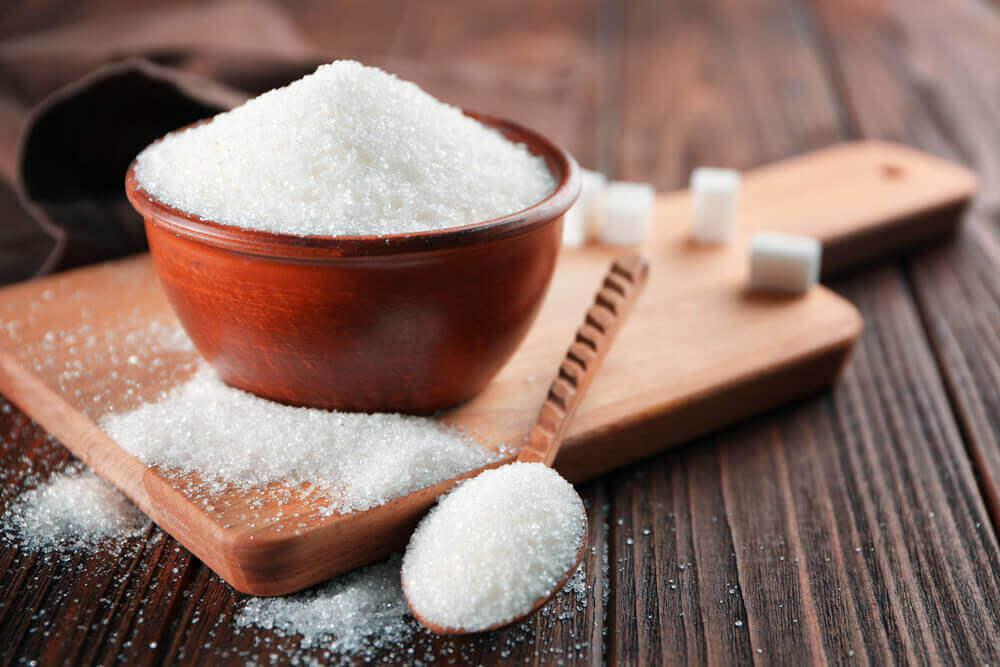 음식에 들어있는 설탕의 종류
