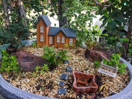 작은 정원을 위한 멋진 아이디어 6가지