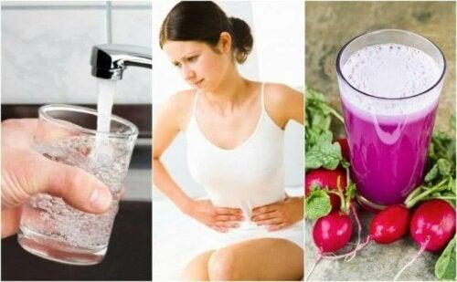 요로감염증의 증상과 자연 치료법