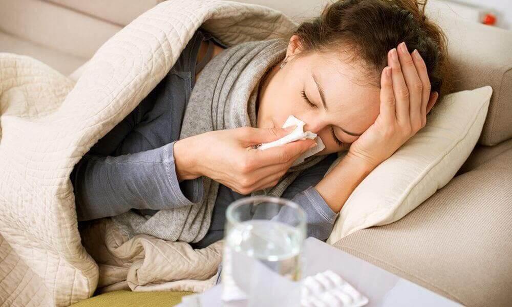 감기와 싸우기 위한 10가지 단계