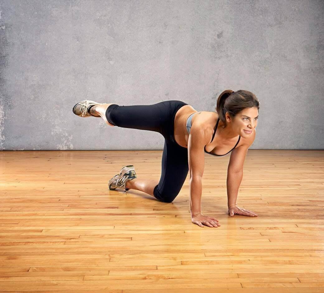 4. 네 발 운동