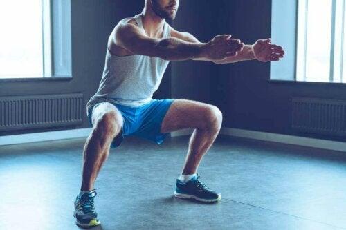 엉덩이를 자극하는 5가지 운동