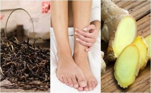 발 냄새를 없애는 6가지 솔루션