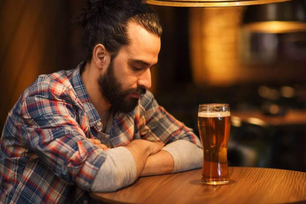 알코올음료 성급함