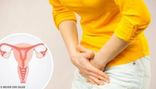 난소 통증의 원인 및 치료