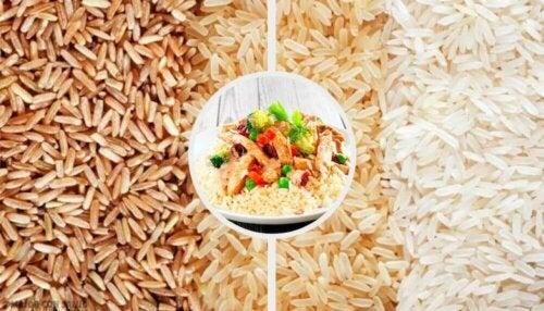 몸매 관리에 좋은 쌀은 어떤 쌀일까