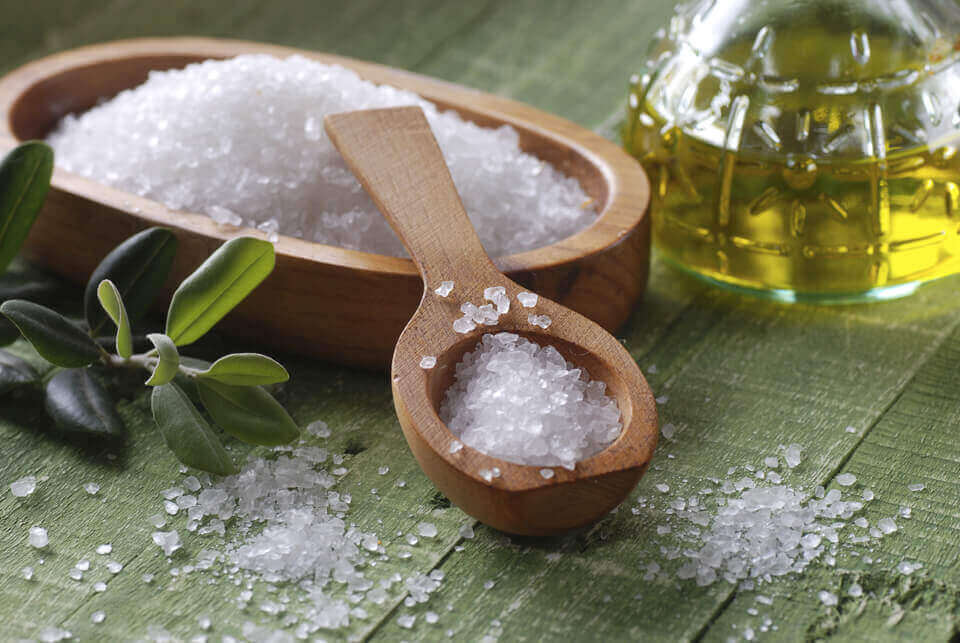 5. 바다 소금과 밀 배아유