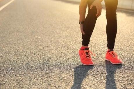 근육 경련을 완화하는 방법