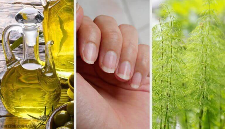 약한 손톱을 강하게 만드는 5가지 치료법