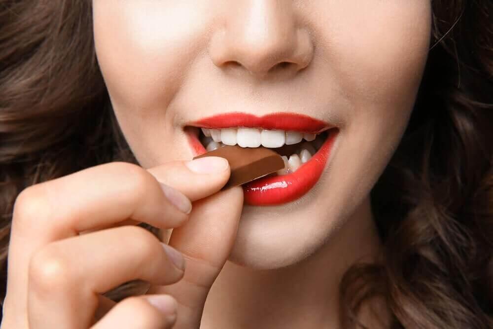 초콜릿의 항암 성분