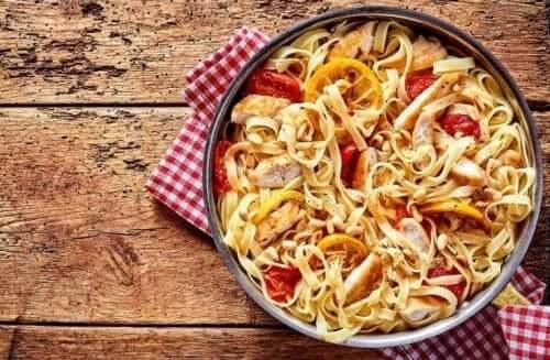 맛있는 이탈리아 파스타 레시피 3가지
