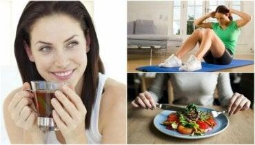 더 건강한 삶을 위해 실천해야 할 습관 6가지