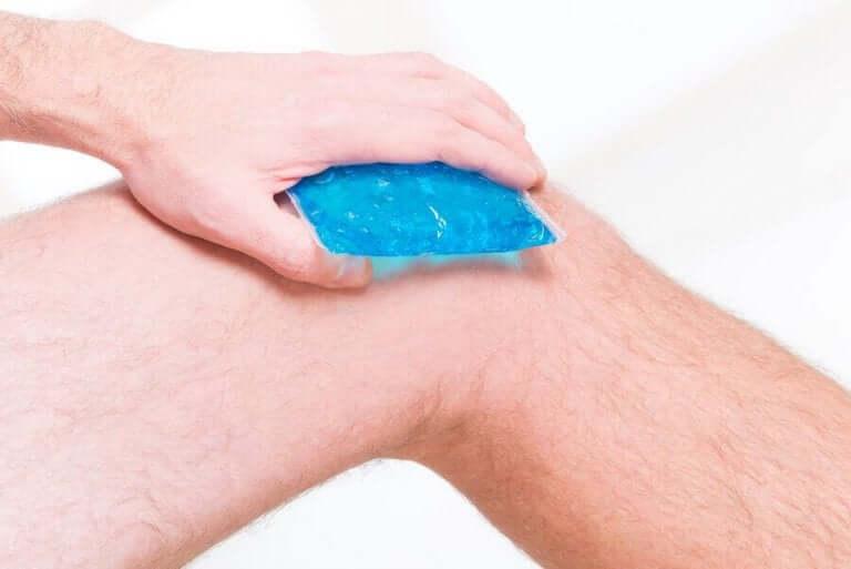 연골 연화증을 치료하는 가정 요법