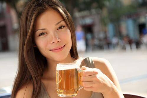 2. 맥주는 항산화제이다