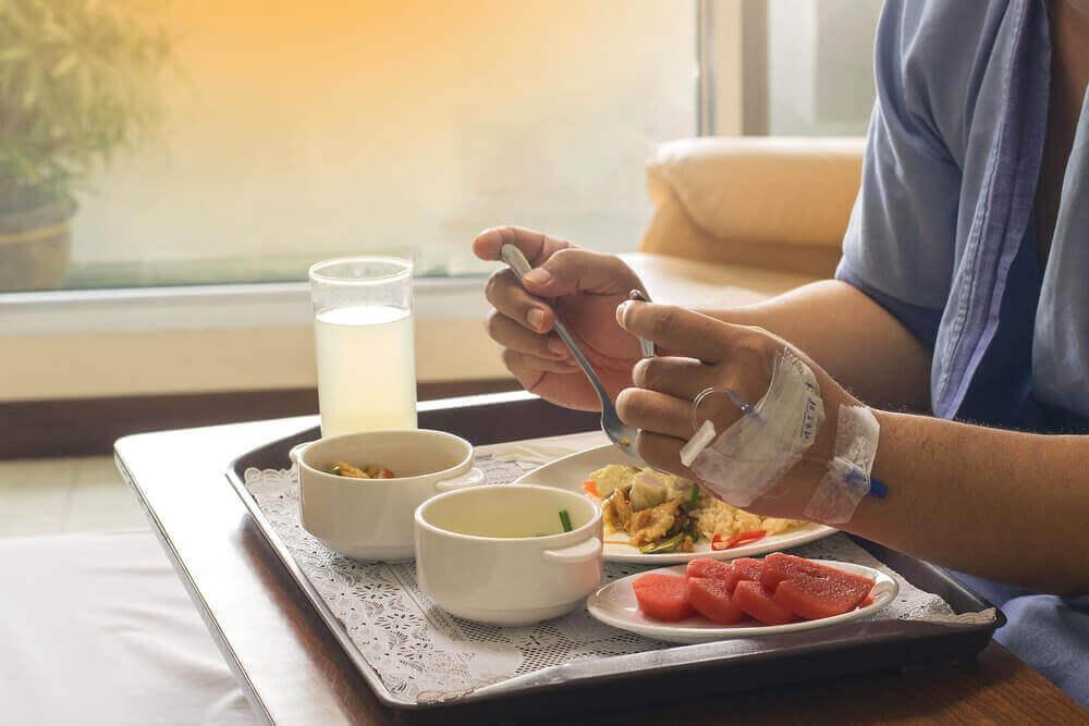저혈압 환자 식단