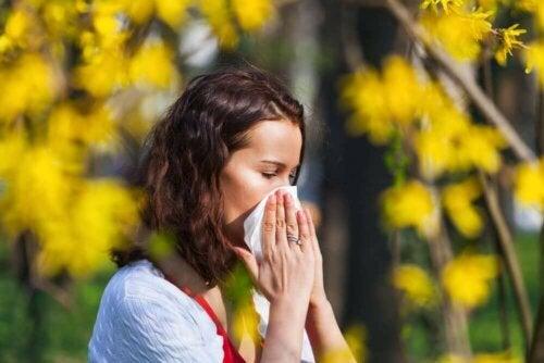 계절성 알레르기의 원인, 증상 및 치료