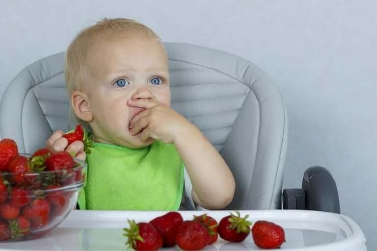 소아 변비에 걸린 아이는 어떤 음식을 섭취해야 할까